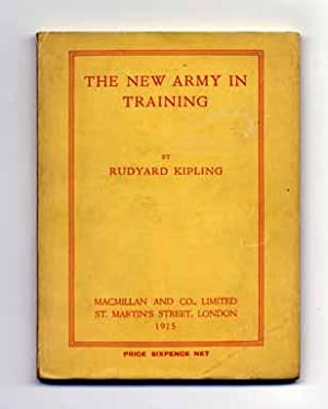 The New Army In Training - 1st Edition/1st Printing