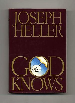 God Knows -1st Trade Edition/1st Printing: Heller, Joseph