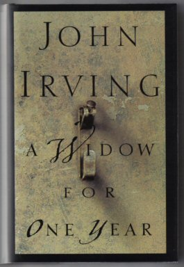 A Widow for One Year - 1st Edition/1st Printing