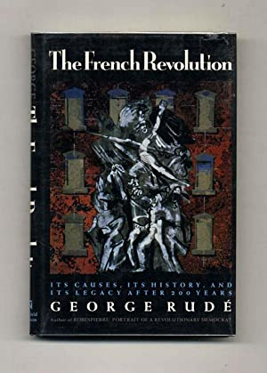 The French Revolution - 1st US Edition/1st: Rude, George