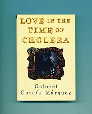 Love in the Time of Cholera -1st US Edition/1st Printing