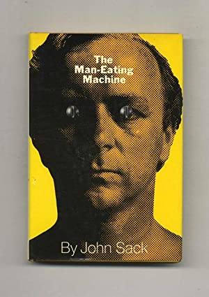 The Man-Eating Machine - 1st Edition/1st Printing: Sack, John