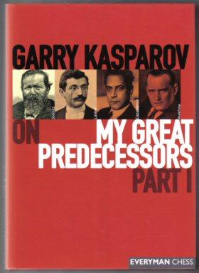 My Great Predecessors - Part I - 1st Edition/1st Printing