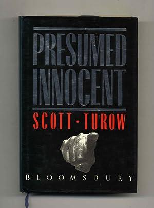 Presumed Innocent - 1st UK Edition/1st Impression: Turow, Scott