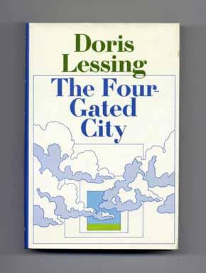 The Four-Gated City - 1st US Edition/1st Printing
