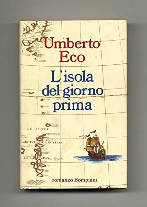 L'Isola Del Giorno Prima [, The Island Of The Day Before] - 1st Edition/1st Printing