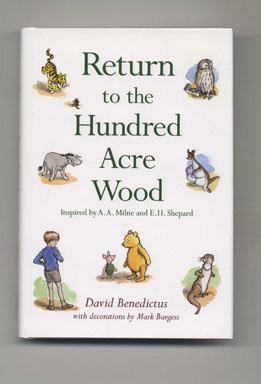 Return To The Hundred Acre Wood -: Benedictus, David [;