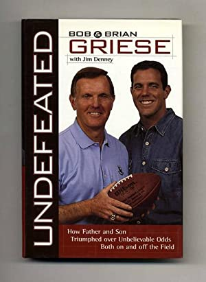 Undefeated - 1st Edition/1st Printing
