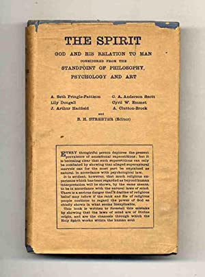 The Spirit; God And His Relation To Man Considered From The Standpoint Of Philosophy, Psychology ...