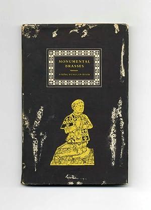 Monumental Brasses - 1st Edition/1st Printing: Mann, James