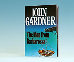 The Man From Barbarossa - 1st Edition/1st Printing