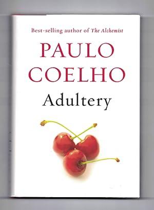 Adultery - 1st US Edition/1st Printing: Coelho, Paulo