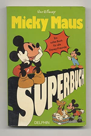 Micky Maus Superbuch - 1st Edition/1st Printing