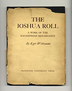 The Joshua Roll; A Work On The: Weitzman, Kurt
