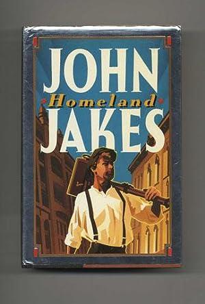 Homeland - 1st Edition/1st Printing: Jakes, John