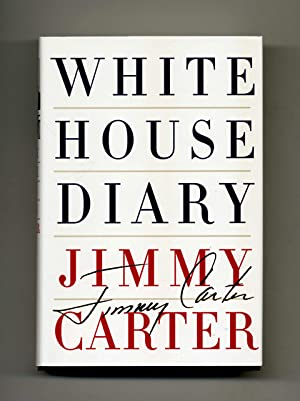 White House Diary - 1st Edition/1st Printing