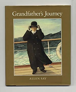 Grandfather's Journey - 1st Edition/1st Printing