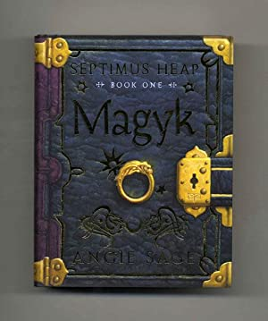 Magyk: Septimus Heap: Book One - 1st: Sage, Angie