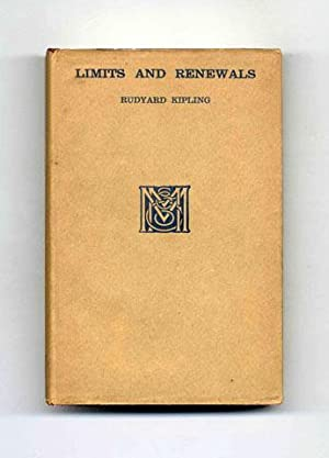 Limits and Renewals - 1st Edition/1st Printing