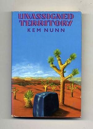Unassigned Territory - 1st Edition/1st Printing: Nunn, Kem