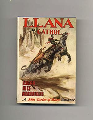 Llana of Gathol - 1st Edition/1st Printing: Burroughs, Edgar Rice
