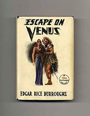 Escape on Venus - 1st Edition/1st Printing