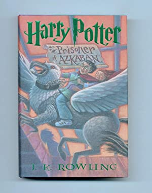 Harry Potter And The Prisoner Of Azkaban - 1st US Edition/1st Printing