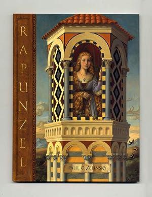 Rapunzel - 1st Edition/1st Printing: Zelinsky, Paul O.
