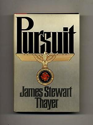 Pursuit -1st Edition/1st Printing: Thayer, James Stewart