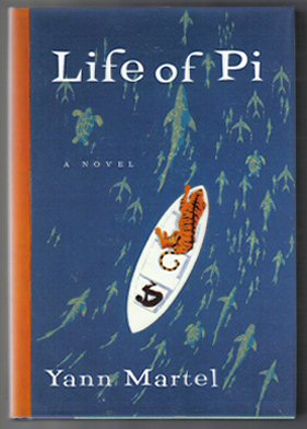 Life of Pi - 1st US Edition/1st Printing