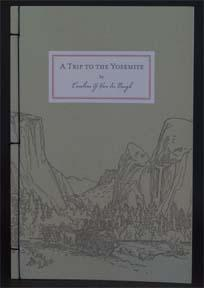 A Trip to the Yosemite: Van Der Burgh,