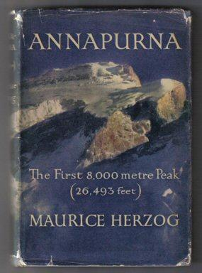 Annapurna The First 8,000 Metre Peak (26,493 Feet)