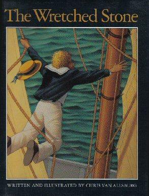 The Wretched Stone - 1st Edition/1st Printing: Van Allsburg, Chris