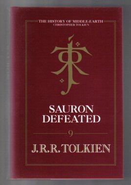 Sauron Defeated: Tolkien, J. R.