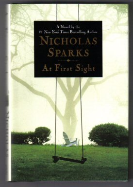 At First Sight - 1st Edition/1st Printing