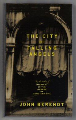 The City Of Falling Angels - 1st Edition/1st Printing