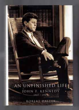 An Unfinished Life - 1st Edition/1st Printing