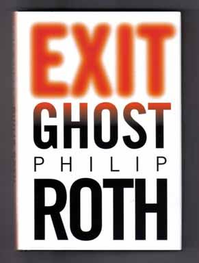 Exit Ghost - 1st Edition/1st Printing