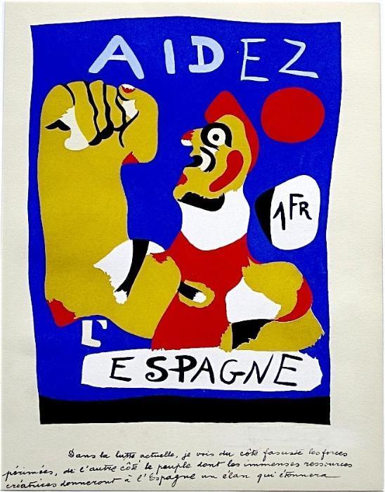 """Cahiers d'Art No. 4-5 12e Année 1937 - Pablo Picasso """"Guernica"""" - Histoire d&..."""