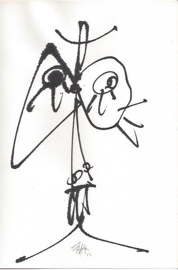 Original Drawing - AbeBooks
