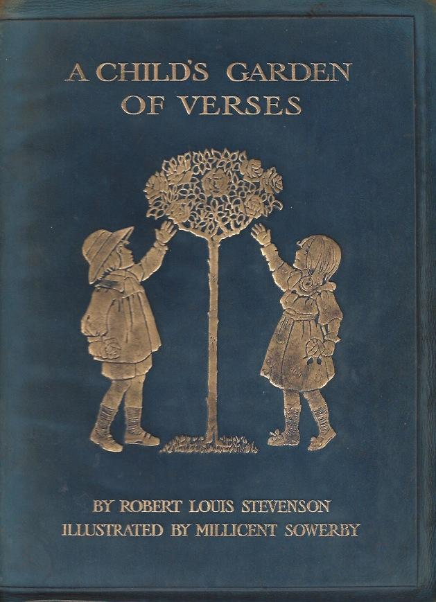 a childs garden of verses by robert louis stevenson abebooks - A Childs Garden Of Verses