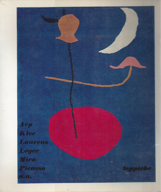 Galerie Beyeler Basel Teppiche / Tapis / Carpets ARP