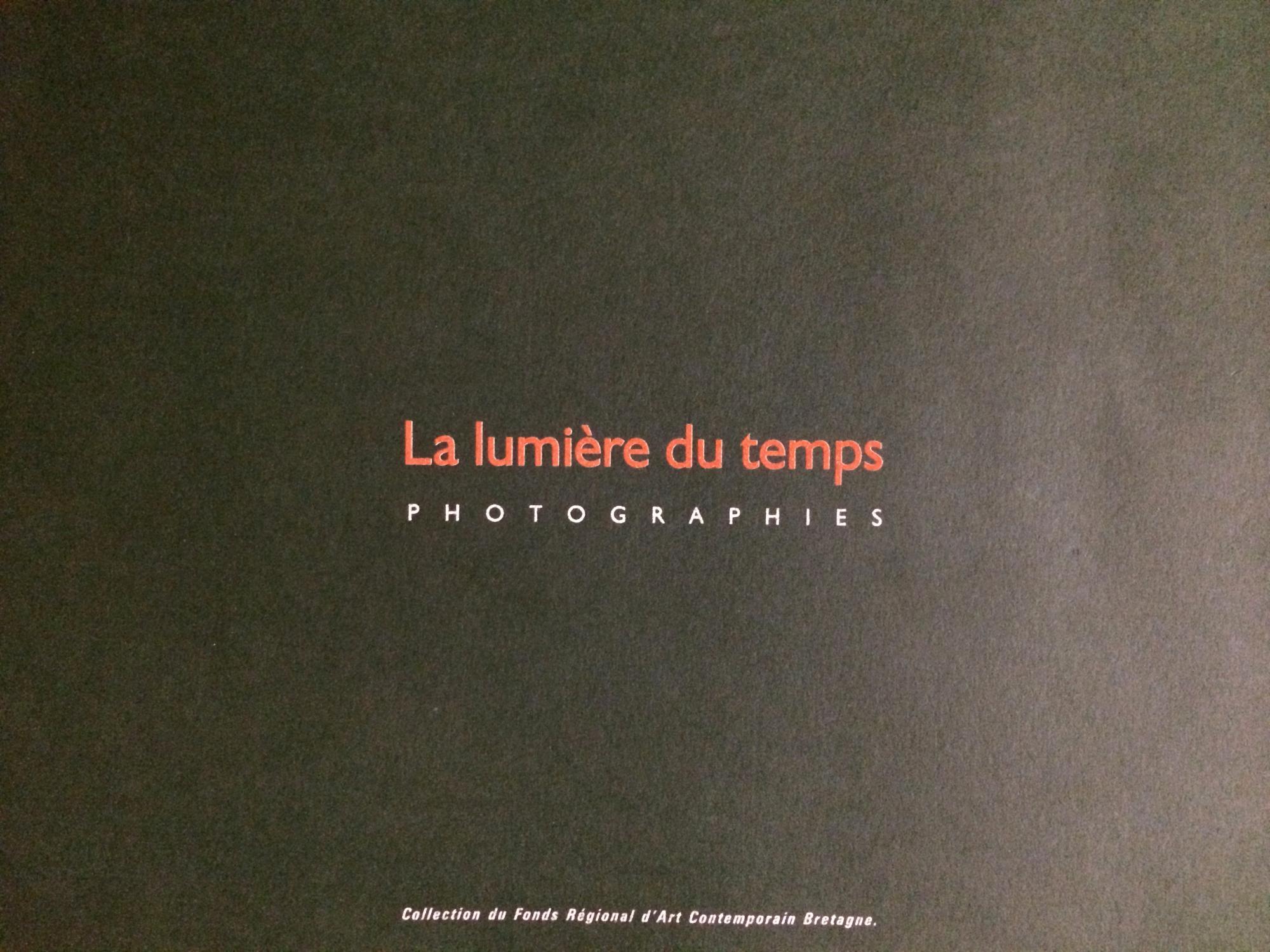 La Lumière Du Temps la lumière du temps photographies - dieter appelt - lewis baltz