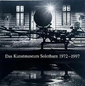 Das Kunstmuseum Solothurn 1972-1997: Bezzola, Leonardo -
