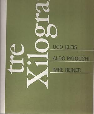 tre xilografi Ugo Cleis - Aldo Patocchi: Cleis, Ugo -