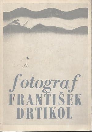 fotograf Frantisek Drtikol - tvorba z let: Farova, Anna -