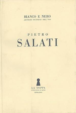 Pietro Salati- Bianco e Nero artisti ticinesi: Patocchi, Aldo -