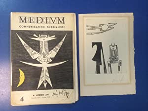 MEDIUM 4 Communication Surréaliste N° Wifredo Lam: Schuster, Jean -