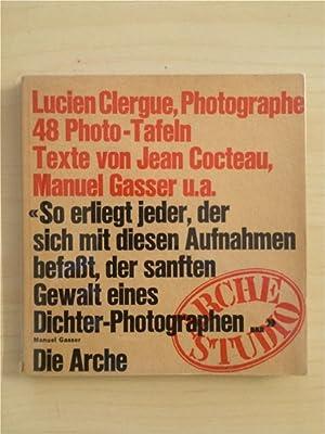 Lucien Clergue, Photographe - 48 Photo-Tafeln: Cocteau, Jean -
