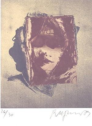 Roger Pfund 81 aquattintes 1/1 1978 1979: Butor, Michel -